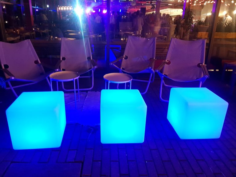 LED kuber event